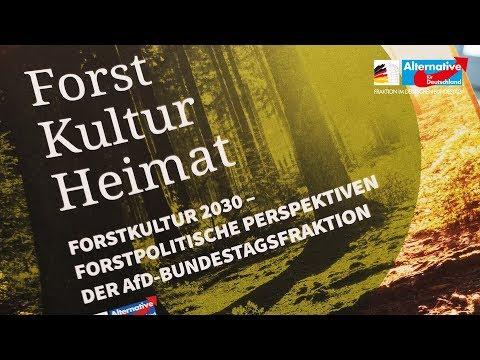 Forst, Kultur, Heimat - Forstpolitische Perspektiven! - Peter Felser & Stephan Protschka
