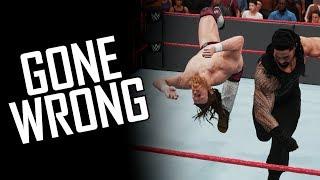 WWE 2K18 & More - Comebacks Gone Wrong! (Comeback Fails In WWE Games)
