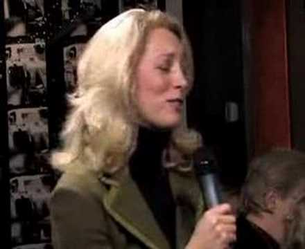 Valerie Plame Interview/The Q&A Cafe w/ Carol Joynt Pt 1