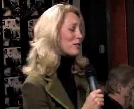 Valerie Plame Interview/The Q&A Cafe w/ Carol Joynt Pt 1