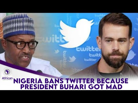 Nigeria Bans Twitter After President Buhari's Tweet Was Deleted