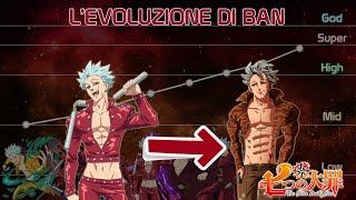 Download lagu L'EVOLUZIONE DI BAN!  - NANATSU NO TAIZAI - ITA