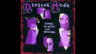 Depeche Mode - In Your Room - Album version