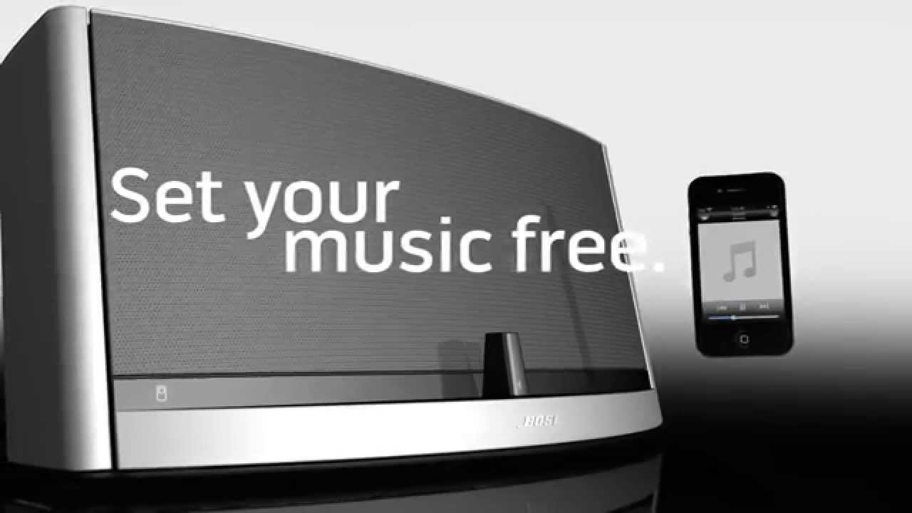 Цифровая музыкальная система BOSE SoundDock 10