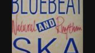 bluebeat and ska-natural rhythm