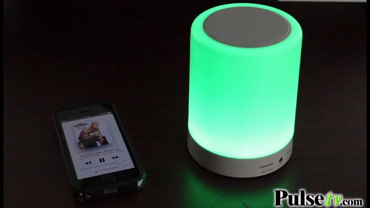 Speaker Led Lights