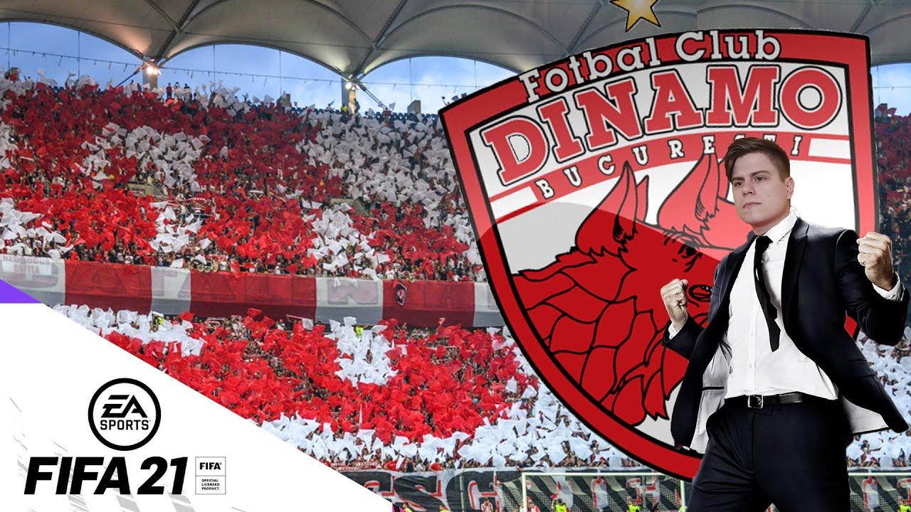 Eliminam FCSB din CUPA !!! Meciuri intense pentru Dinamo Bucuresti !!! FIFA 21 #4