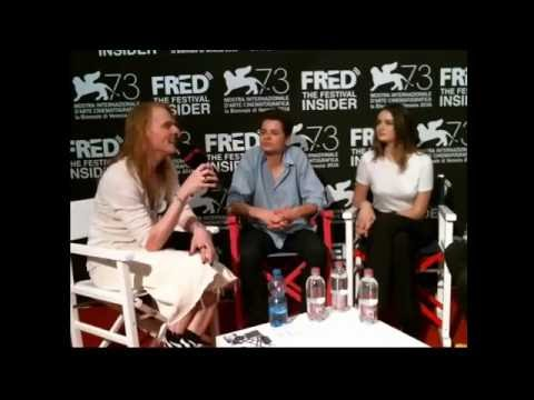 Nicholas Verso, Toby Wallace and Mitzi Ruhlmann  BOYS IN THE TREES  73 Venice Film Festival