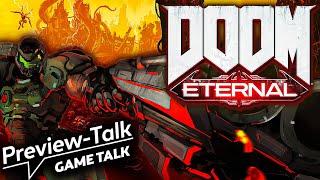 Doom Eternal für 3 Stunden gespielt: Exklusives PC-Gameplay & Eindrücke | Game Talk Spezial