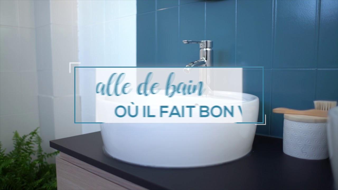 Redonnez vie à votre salle de bain !