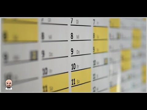 Fare Un Calendario Con Excel.Come Realizzare Calendari Con Excel