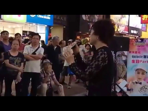Civilized culture - Singing 劍合釵圓 (170506 VID 20170507 WA0001)