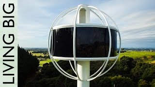 Imagine a home in the clouds with spectacular 360° views which can be completely controlled by voice and your smart phone. The Skysphere is fully solar ...