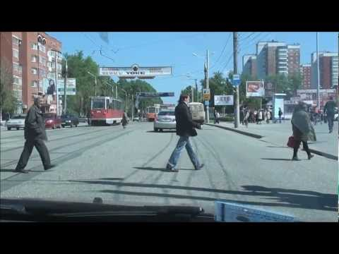 Traffic Problems in Perm Russia Part 1