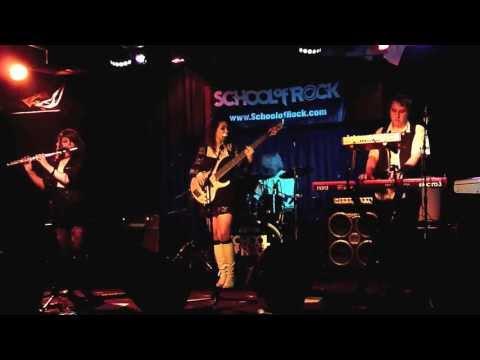 Camel - Supertwister - Denver School of Rock Prog Rock
