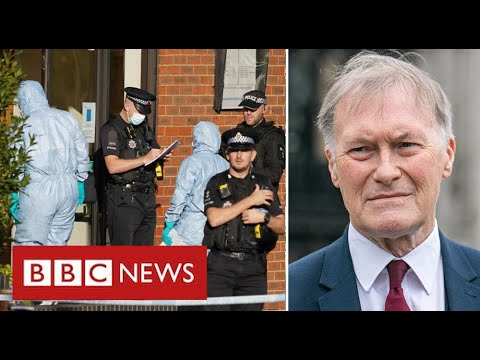 Download UK anti-terror police investigate fatal stabbing of MP as suspect detained - BBC News
