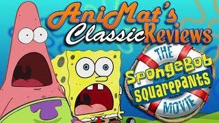 The SpongeBob SquarePants Movie – AniMat's Classic Reviews