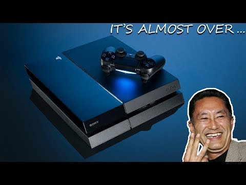 Sony: 'The PS4 Is Entering The End Of Its Lifecycle.' That's Normal. HOWEVER...