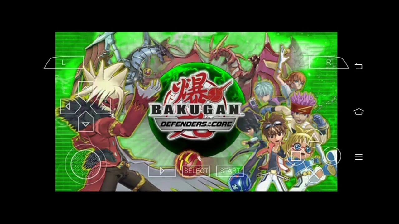 #สอนโหลดเกมส์ Bakugan แบบง่ายๆ เล่นได้100%✔