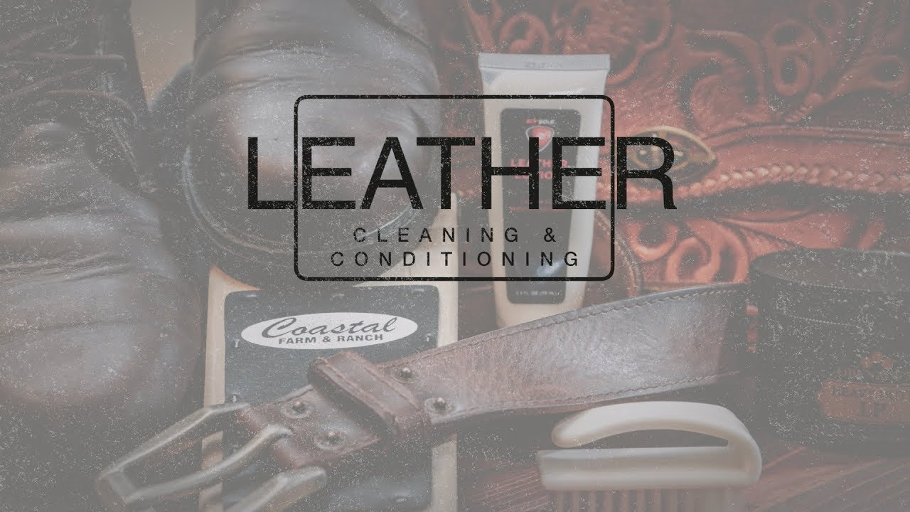 How To Clean Leather Boots Purses Or