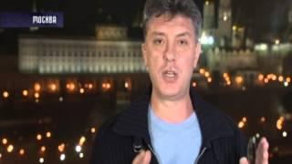 Борис Немцов: Путин мстит Украине за Майдан и боится Майдана в России - Свобода слова