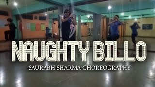 NAUGHTY BILLO I PHILLAURI I DANCE CHOREOGRAPHY I EASY STEPS