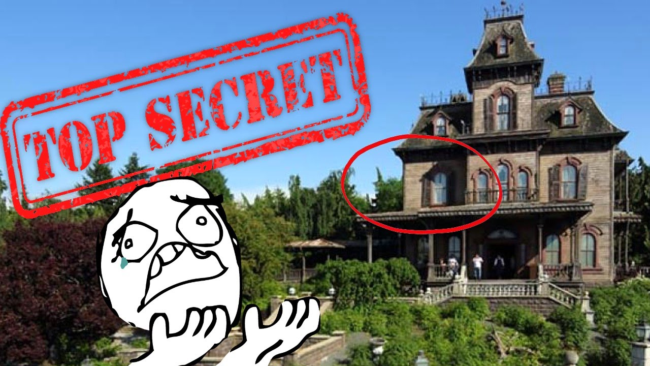 Les secrets de phantom manor youtube for Les secrets de paris