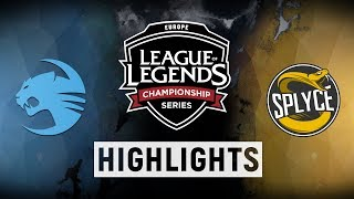 Video ROC vs. SPY - EU LCS Quarterfinals Day 1 Match Highlights (Spring 2018) download MP3, 3GP, MP4, WEBM, AVI, FLV Juni 2018