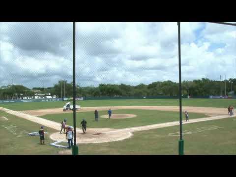 Pre-Mundial de Beisbol U15: Republica Dominicana vs Panamá