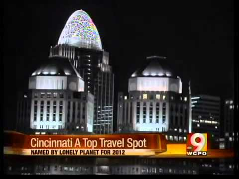 Cincinnati top travel destination