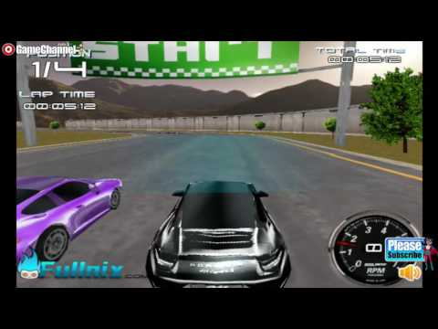 GT Motorsport 3D / Racing Games / Browser Flash Games / Gameplay Video