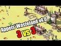 3 vs 3 Command & Conquer: Red Alert 2 Yuri's Revenge Online Multiplayer Gameplay