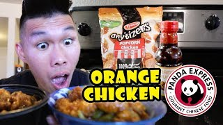 Panda Express Orange Chicken Recipe Hacks || Extra After College