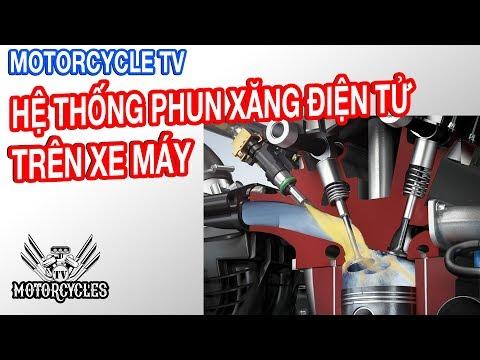 Video 63 Dạy Sửa Xe: Hệ Thống Phun Xăng Điện Tử Trên Xe Máy Phần 1 | Motorcycles TV