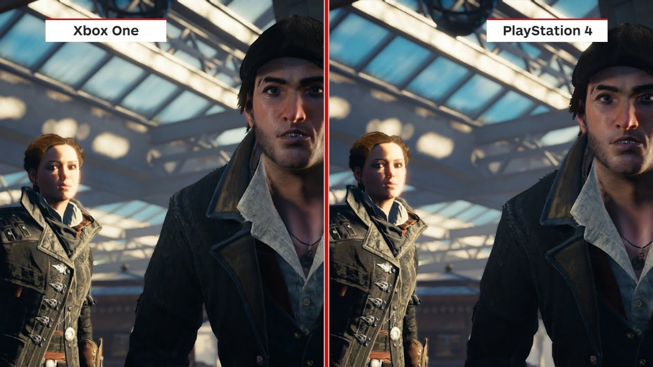 Assassin's Creed Syndicate Graphics Comparison - YouTube