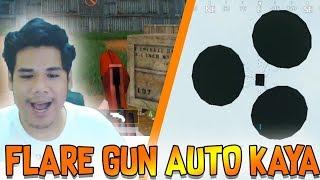 DAPAT FLARE GUN BANYAK DI SANHOK - AUTO KAYA - PUBG Mobile Indonesia