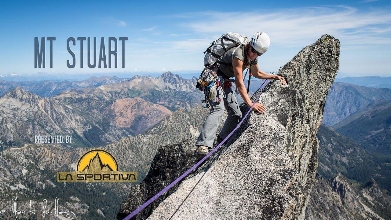 Mt. Stuart Mountain Goat Climb-Off | Committed: Climbing North America's 50 Classics, Ep. 3