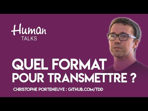 Présentiel, vidéo, conférence, article… quel format pour transmettre ? par Christophe Porteneuve