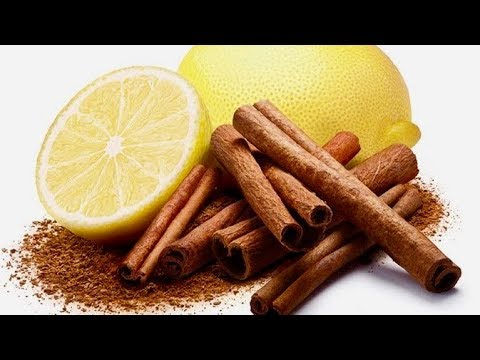 Eat Lemon And Cinnamon For 7 Days, THIS Will Happen To Your Body!