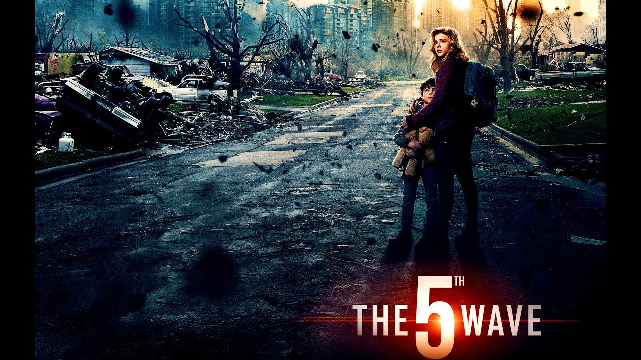 The 5th Wave Full Movie Review | Chloë Grace Moretz, Nick Robinson ...