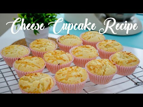 Easy Cheese Cupcakes Recipe