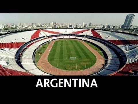 Top 10 Biggest Stadiums in Argentina