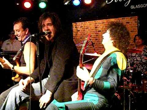 Sensational Alex Harvey tribute Band-----Midnight Moses.AVI