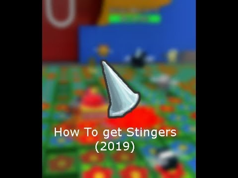 Read Pinned Comment How To Get Stingers 2019 Roblox Bee Swarm