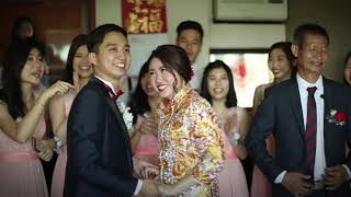 Sunni & Tom Wedding MV (Eason Team)
