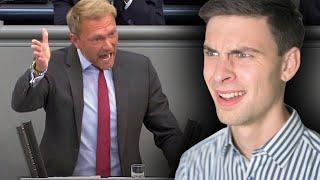 Wie Christian Lindner Gespräche lenkt - Rhetorik Analyse