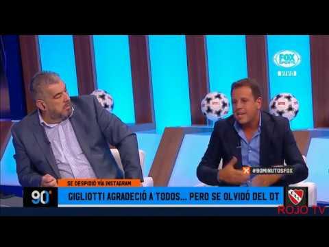 ¿Cueva o Teo Gutierrez?, Gigliotti y Holan - 90 MINUTOS DE FÚTBOL 24/01/19