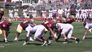 2013 coe college football vs cornell highlights