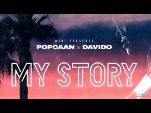 Instrumental:- Popcaan Ft Davido – My Story (Remake By Endeetone)