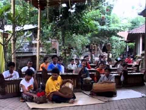 Gong Kebyar bali - Indonesia (best traditional Music